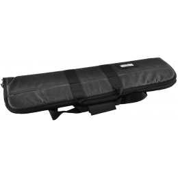 NcStar 32-Inch Heavy Duty PVC Airsoft Gun Rifle Case w/ Carry Strap