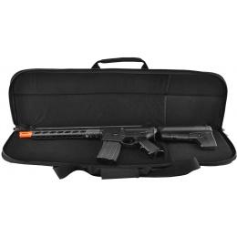 NcStar 32-Inch Heavy Duty PVC Airsoft Gun Rifle Case w/ Carry Strap