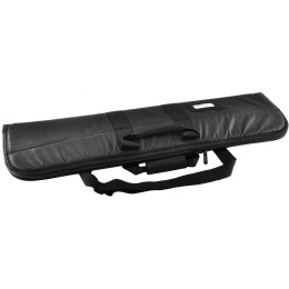 NcStar 34-Inch Heavy Duty PVC Airsoft Gun Rifle Case w/ Carry Strap
