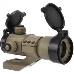 NcStar 35mm Red/Grn/Blue Dot Optic - Tan