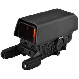 NcStar Urban Red Dot Sight w/ Green Laser and Red/White Nav Light