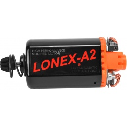 Lonex Titan A2 Short Type AEG Motor - High Speed 40,000 RPM