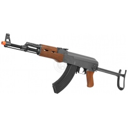 CYMA AK47-S Full Metal Gearbox AEG Rifle w/ Tactical Folding Stock