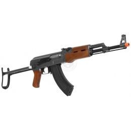 CYMA AK47-S Full Metal Gearbox AEG Rifle w/ Tactical Folding Stock