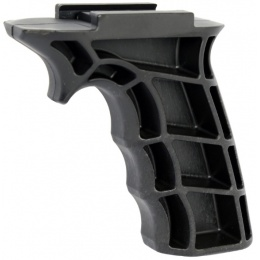 Firepower Ergo Strike Picatinny Mounted XL Tactical Foregrip - BLACK