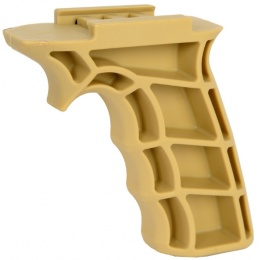 Firepower Ergo Strike Picatinny Mounted XL Tactical Foregrip - TAN