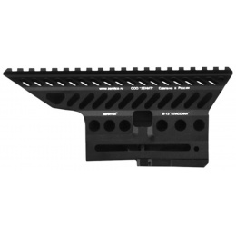 Asura Dynamics B13 Side Mounted Optic Rail for AK Series Airsoft Guns