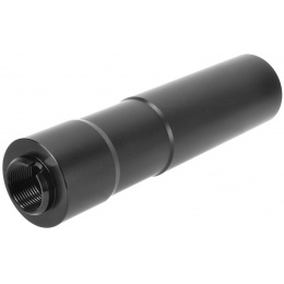 Asura Dynamics Mock AK47 Suppressor w/ 24mm CW Thread - BLACK
