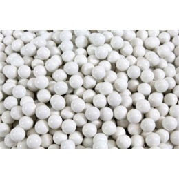 0.20g GoldenBall Biodegradable Seamless Airsoft BBs - 100000rd Bag