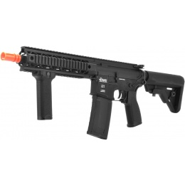 Dynamic Tactical Airsoft Invader MK18 M4 AEG Assault Rifle - BLACK