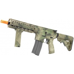 Dynamic Tactical Airsoft Invader MK18 M4 AEG Assault Rifle- A-TACS FG