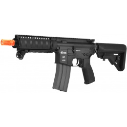 DYTAC Airsoft Combat Series SR635 AEG Assault Rifle w/ Upper RIS  - BLK