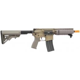 DYTAC Airsoft Combat Series SR635 AEG Assault Rifle w/ Upper RIS  - DE