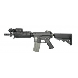 DYTAC Airsoft Combat Series Night Stalker M4 CQB Rifle AEG - BLACK