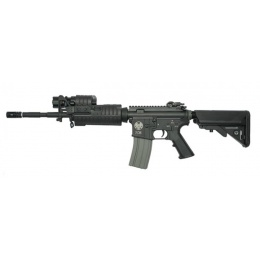 DYTAC Airsoft Combat Series Night Stalker M4A1 - BLACK