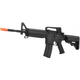 DYTAC Airsoft Sportline M4A1 Assault Rifle AEG - BLACK