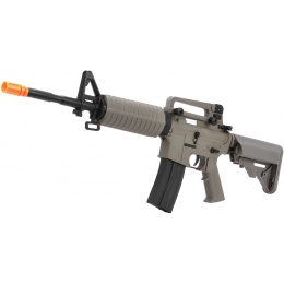 DYTAC Airsoft Sportline M4A1 Assault Rifle AEG - DARK EARTH