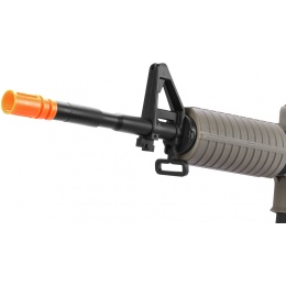 DYTAC Airsoft Sportline M4A1 Assault Rifle AEG - DARK EARTH