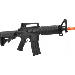 DYTAC Airsoft Sportline M4 CQB Assault Rifle AEG - BLACK