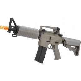 DYTAC Airsoft Sportline CQB M4 Assault Rifle AEG - DARK EARTH