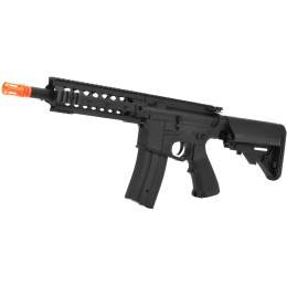 AY Airsoft UXR3 RIS CQB M4 Assault Rifle AEG - BLACK