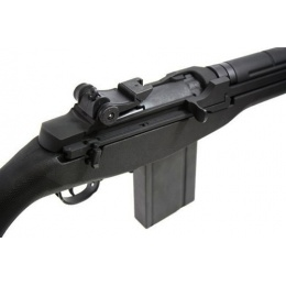 Lancer Tactical LT-732B M14 Fully Automatic AEG Rifle - BLACK