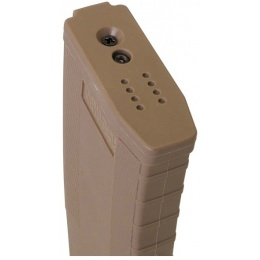 DYTAC Airsoft 120rd Polymer Invader Mid-Cap Magazine for M4/M16 AEGs
