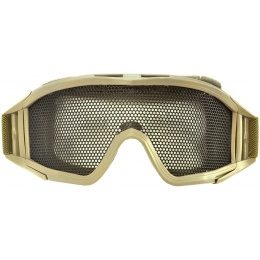 TMC Airsoft Metal Mesh DL Style Goggles Accessory