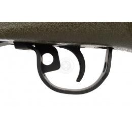 Lancer Tactical Full Metal Gearbox M14 SOCOM AEG Rifle - OD GREEN