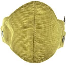 TMC Airsoft Cordura Half Face Mask Accessory - KHAKI