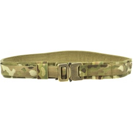 TMC Airsoft Hard 1.5 Inch Adjustable Shooter Belt - MULTICAM