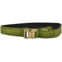 TMC Airsoft Hard 1.5 Inch Adjustable Shooter Belt - OLIVE DRAB