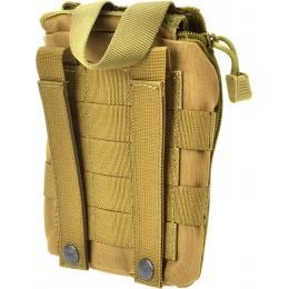 TMC Airsoft Nylon 500D Trauma Kit Pouch Accessory