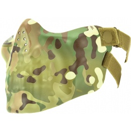 TMC Airsoft Nylon Lower Half Face Mask Accessory