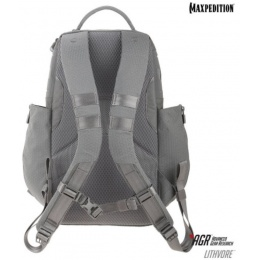 Maxpedition Lithvore Advanced Gear Research Tactical Backpack - GRAY