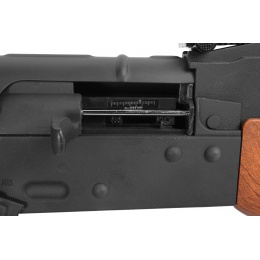 CYMA Full Metal AK47 AKM Airsoft AEG Rifle - SIMULATED WOOD