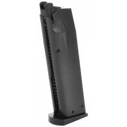 KJW 24rd F226 Green Gas Airsoft Magazine for KP-01 Pistol