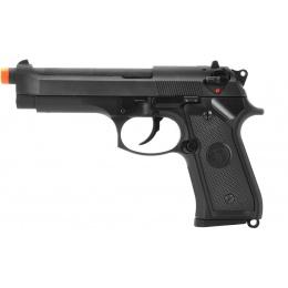 KJW Airsoft M9 Pistol Full Metal GBB Series AEG - BLACK