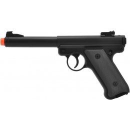 KJ Works MK1 Gas Non Blowback Airsoft Pistol - BLACK