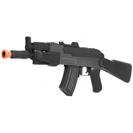 CYMA Full Metal Gearbox AK47 Spetsnaz Tactical Assault AEG Rifle