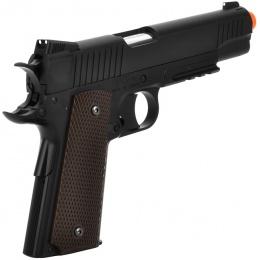 KWC M45 CO2 Airsoft Pistol NBB Fixed Metal Slide w/ Picatinny Rail