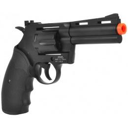 KWC 357 4-inch CO2 Magnum Revolver Airsoft Pistol- BLACK