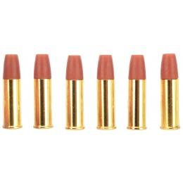 KWC Airsoft Colt Python .357 Magnum Shells Six Pack