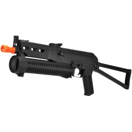 CYMA PP-19 Bizon Airsoft AEG Rifle CM058 SMG w/ Folding CQB Stock