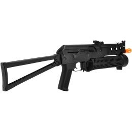 CYMA PP-19 Bizon Airsoft AEG Rifle CM058 SMG w/ Folding CQB Stock