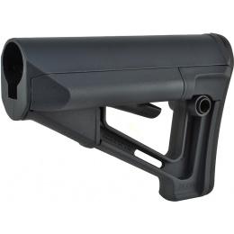 Magpul STR Adjustable Carbine Stock w/ QD Sling Mount - GRAY