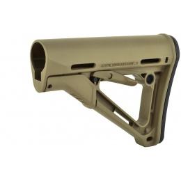Magpul CTR Adjustable Carbine Stock w/ QD Sling Mount - DARK EARTH