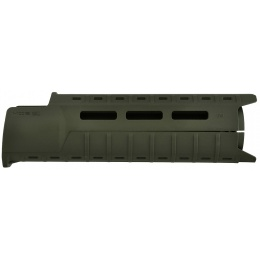 Magpul MOE SL Carbine Length Hand Guard for Airsoft AR15/M4 (OD Green)