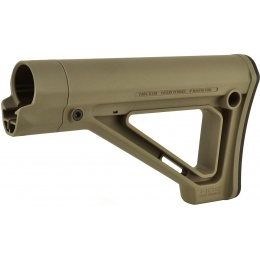 Magpul MOE Fixed Carbine Stock for MilSpec Airsoft Rifles - DARK EARTH
