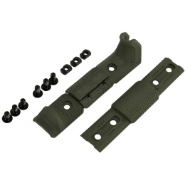 Magpul M-LOK Hand Stop Kit for M-LOK Hand Guards - OD GREEN